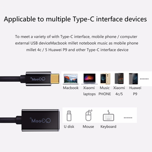 Image 5 - QGeeM USB C OTG Cable Adapter USB 3.0 USB 2.0 OTG type c OTG for samsung galaxy s8 s9 HUAWEI P10 P20 mate 20 pro Macbook USB OTG