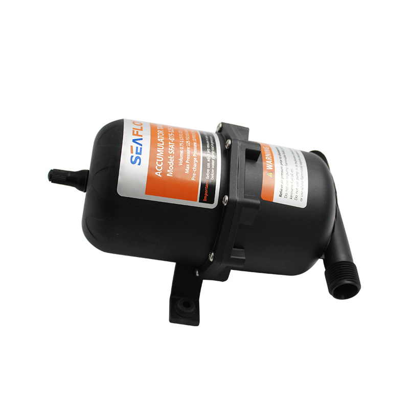 0 75 Liter Marine Pressurized Accumulator Mini Pressure Tank Boating Equipmen from SEAFLO Marine Boat Accessories in Marine Hardware from Automobiles Motorcycles