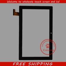 Оригинальный Новый 10.1 «Векслер TAB 10i Tablet TOPSUN_F0037 (COB) _ A3 Сенсорным Экраном Дигитайзер Панели Датчик Стекло замена FreeShipping