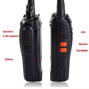 Image 2 - 2 個オリジナル Pofung BF 888S 2 双方向ラジオ局トランシーバードライバアマチュア無線キット Interphon インターホン baofeng 888