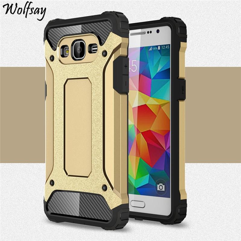 Wolfsay για κάλυψη υπόθεση Samsung Galaxy Grand Prime - Ανταλλακτικά και αξεσουάρ κινητών τηλεφώνων - Φωτογραφία 4