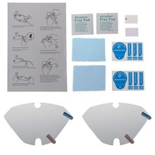 Newest 2 Set Cluster Scratch Cluster Screen Protection Film Protector For Yamaha NVX 155 Aerox 155