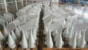 Image 2 - 小型風力発電機 100 ワット 200 ワットの風力タービン街灯