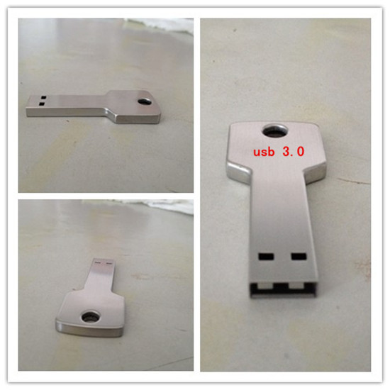 High Speed KEY 3.0 USB Memory flash stick pendrive Can do custom logo (Writing Reading S ...