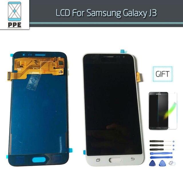 Lcd Screen Assembly For Samsung Galaxy J3 2016 J320 J320F J320P J320M J320Y J3109 LCD Display Touch Screen Digitizer Pantalla