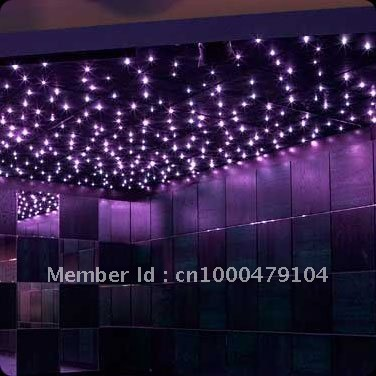 Fiber optic star light ceiling kit light with 150 strands 10mm fiber optic star light ceiling kit light with 150 strands 10mm fiber 4m long16w led light engine with remote in optic fiber lights from lights lighting mozeypictures Choice Image