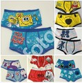 3 pcs/lot High quality cotton cartoon men's Boxer / men underwear (Mix 24 Styles) Lovely&Sexy
