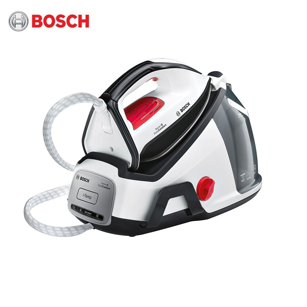 Electric Irons Bosch TDS6540 Steam stations SecureLock System Clean Easy CeraniumGlissee soleplate Auto-shut-off secure free shipping fuel shut off solenoid 3934177 sa 4697 24 24v