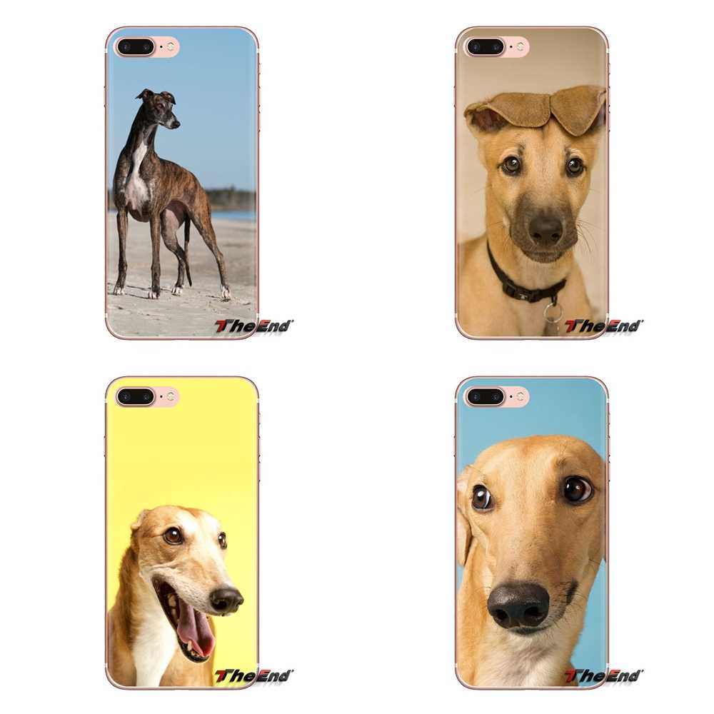 I Love My Greyhound hond puppies Voor Xiaomi Redmi 4A S2 Note 3 3 S 4 4X5 Plus 6 7 6A Pro Pocophone F1 Siliconen Telefoon Gevallen Covers