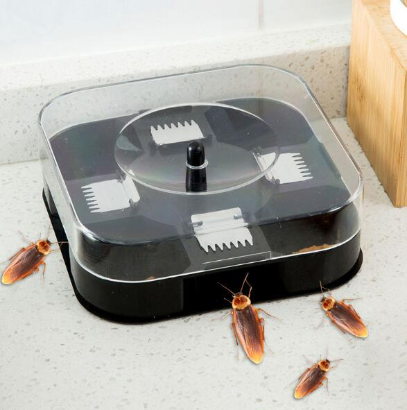 Hot For Home Office Kitchen roach Trap Fifth Upgrade Safe ...