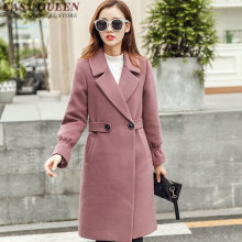 Autumn coat women winter fashion womens trench coats Woman Classic Double Breasted Trench Coat Business Outerwear KK1897 H