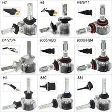 Xe D3S LED Kích