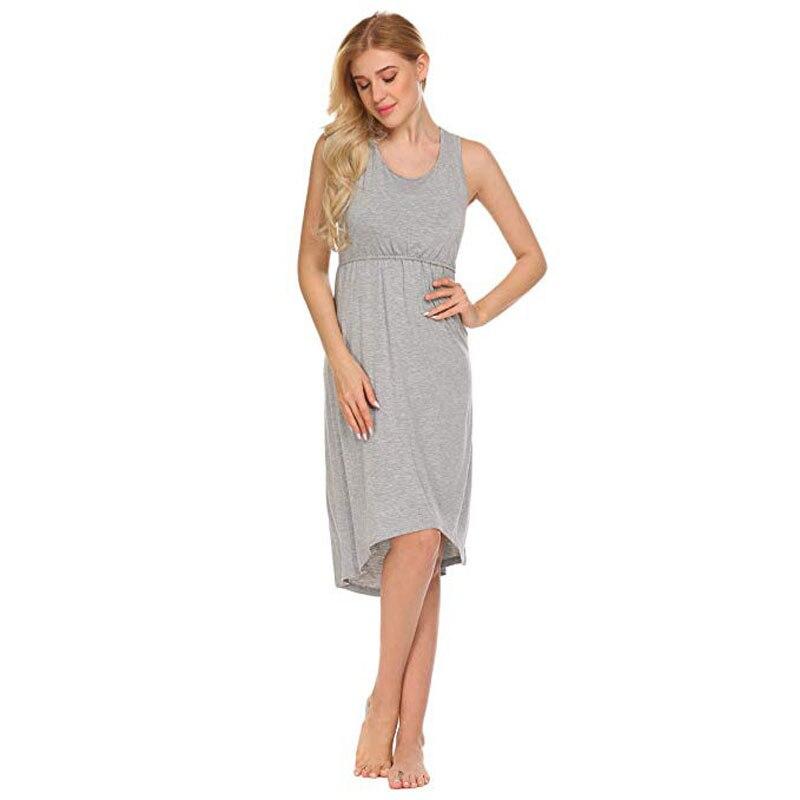 Nursing Pregnancy Dresses Maternity Nursing Clothes For Pregnant Women Feeding Dress Breastfeeding Maternity Clothing in Dresses from Mother Kids