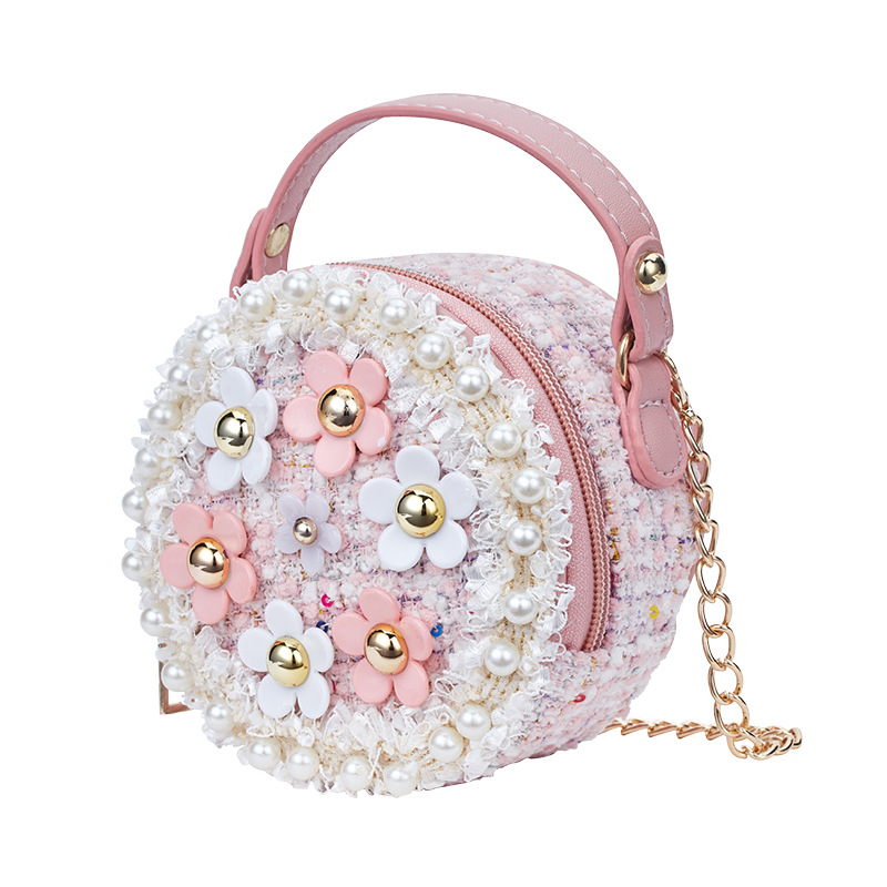 Home Candy Color Lolita Bowknot Shoulder Bag Kawaii Rabbit Ears Transparency Itabag Backpack Harajuku Child Multifunctio Round Bag