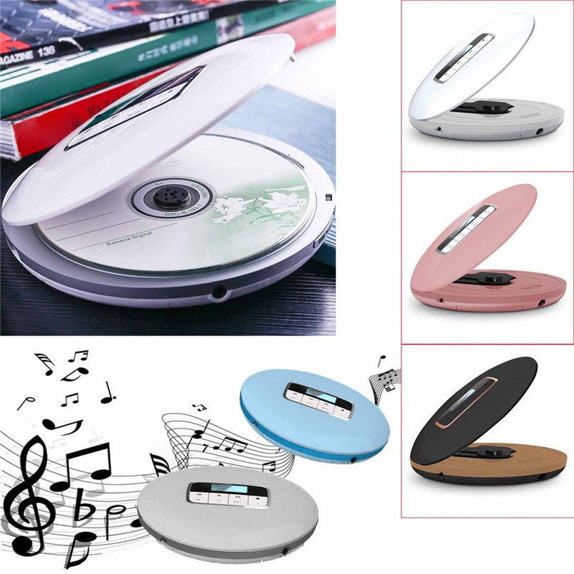 HOTT Hifi Audio CD Lecteur Mini Portable CD511 CD Joueurs Avec LED Affichage XinSiLu