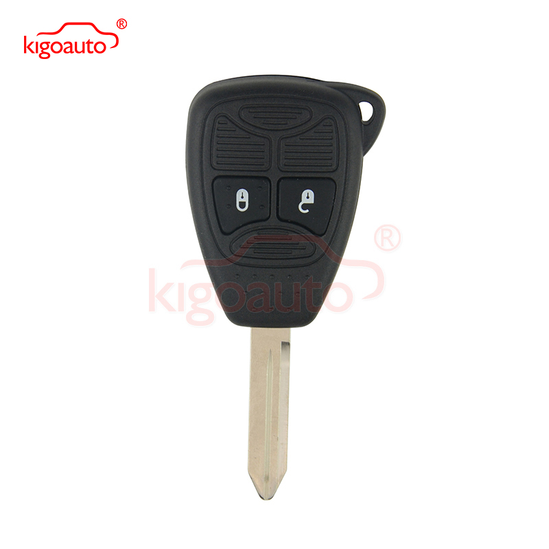 Kigoauto remote kepala kunci 2 tombol 434 MHz 04589318AC fob kunci - Suku cadang mobil - Foto 4