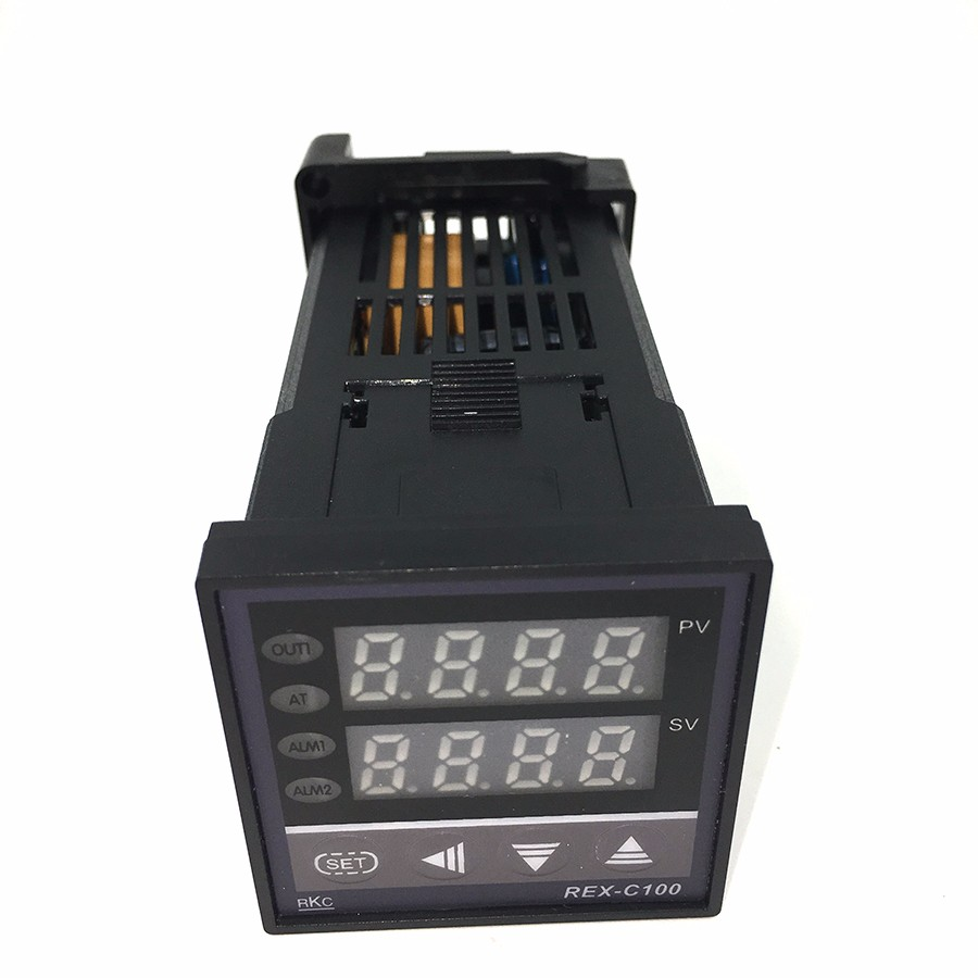 Rex C100 Digital Pid Temperature Controller Thermostat Ssr Output English Electric Relay Manuals Img 1894 1895 1898 1899