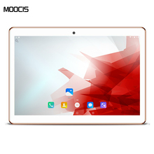 MOOCIS 2017 New 9.6 inch tablet pc  3G Phone Call Android 5.1 MTK Octa Core IPS pc Tablet 10 WiFi Bluetooth 2GB RAM  32GB ROM