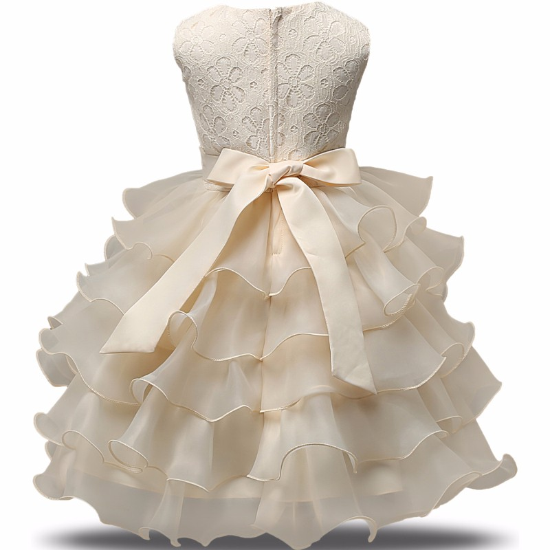 HTB1nspSbkT2gK0jSZPcq6AKkpXaS Summer Tutu Dress For Girls Dresses Kids Clothes Wedding Events Flower Girl Dress Birthday Party Costumes Children Clothing 8T