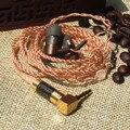 Горячие Продажи R2 1.25 М В Ухо 3.5 ММ DIY Заказ Динамический Привод наушники HiFi динамик Профессиональный Тюнинг наушники