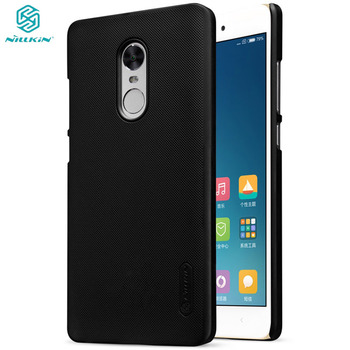 For Xiaomi Redmi Note 4 Case Note 4X Cover Nillkin Super Frosted Shield Hard PC Back Cover Phone Case For Xiaomi Redmi Note4X