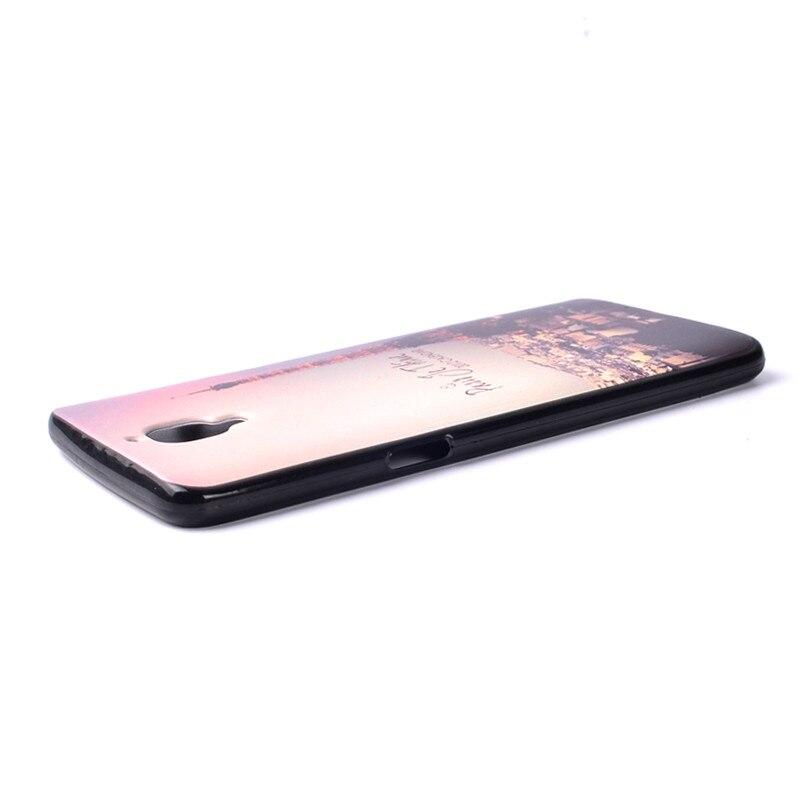 Oneplus 3 case oneplus 3 case cubierta de la cubierta de silicona de nuevo teléfono case para uno más 3 oneplus3 a3000 protectora tpu suave de la historieta bolsa