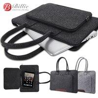 Original Laptop Briefcase 11 13 Inch Cases Bags For Macbook Air Pro 13 Retnia Laptop Sleeve