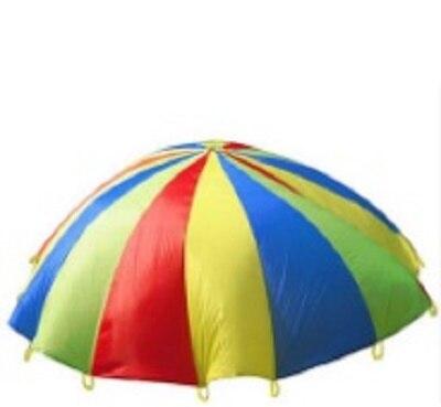 3.5 M Arc-En-Parachute En Plein Air Sport Éducatifs Sport Enfants Jouer Jouets Groupe Parent-enfant Jeu
