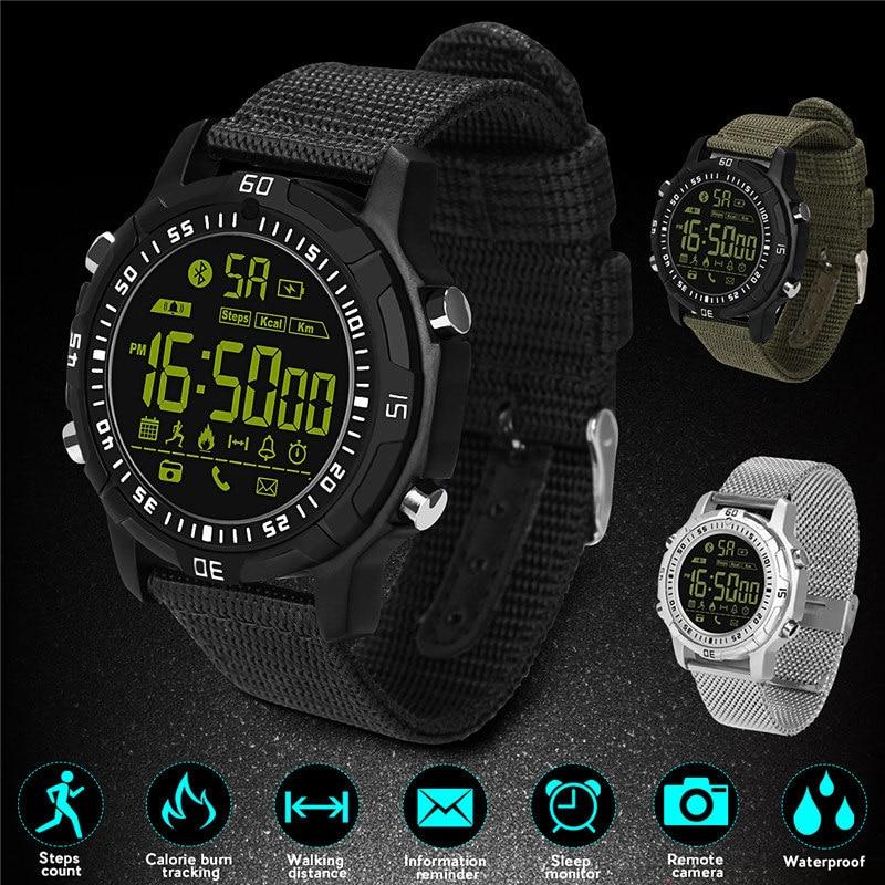 Zeblaze VIBE 2 5ATM Étanche 540 Jours Stand-By Podomètre Calories FSTN Plein-Inverse de vue Sport Montre Smart Watch pour iOS android