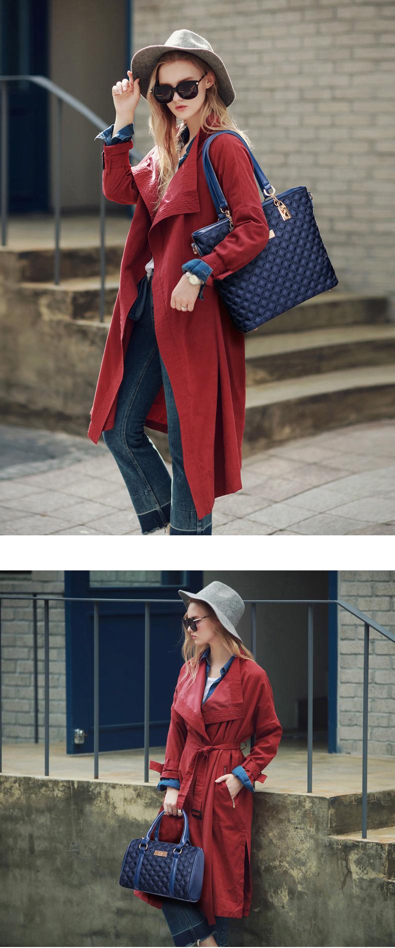 18 Women Bag Set Handbags Shoulder Bags Satchel Clutch Handbag Bolsas Famous Brands Composite Tote Ladies Crossbody Bag 6pcs 12