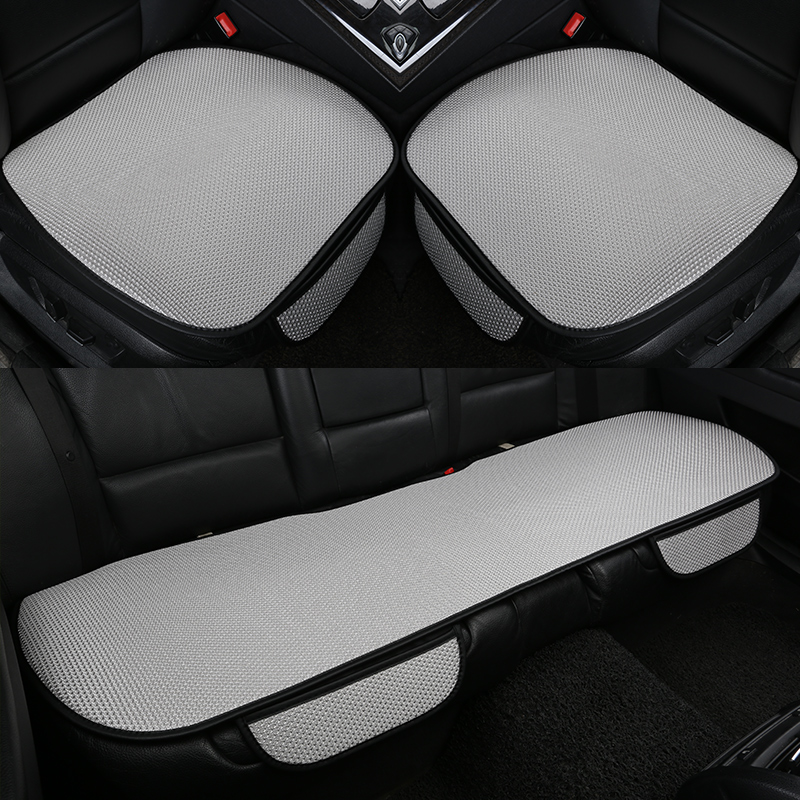 Car-Seat-Cushion Commercial-Seat General Viscose Small-Piece-Set Summer Single
