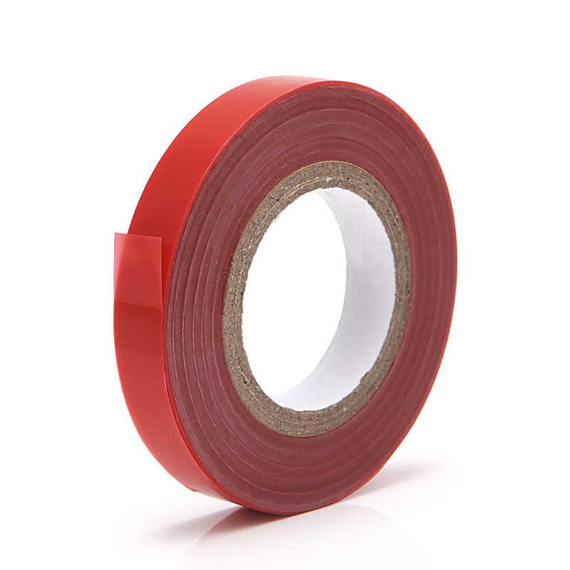 Herramientas de jardín de frutas parafilm para árbol tijeras de podar Engraft de jardinería bind cinturón de PVC la cinta de 1,1 CM x 25 M/1 Rol