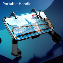 Get more info on the PUBG Mobile Controller for IPhone Samsung Xiaomi Android IOS Phone Games Joystick Gamepad L1 R1 Fire Button Machinery Handle Pad