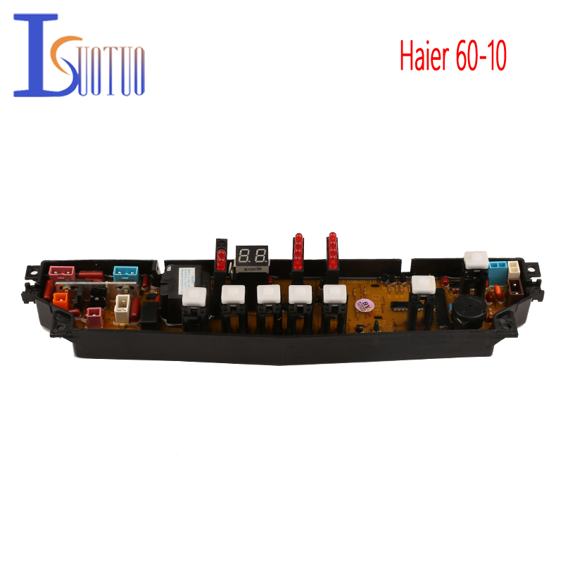 Haier Washing Machine Computer Board Square Button Brand New Spot Commodity XQB60-10 XQB56-10 XQB60-10DZ XQB60-10A original whirlpool washing machine motherboard 4805 a06 new spot commodity