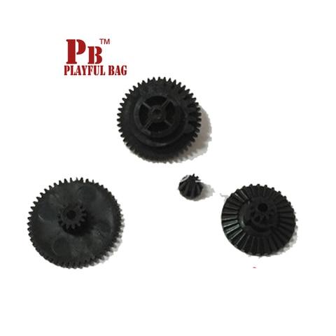 PB Playful bag Toy gun strike AK electric water cartridge gun plus hard gear parts Free assembly parts Lahore