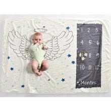 10x6.5ft Customized Background White Angel Wings Photography Backdrop Studio Photo Props LHFU103