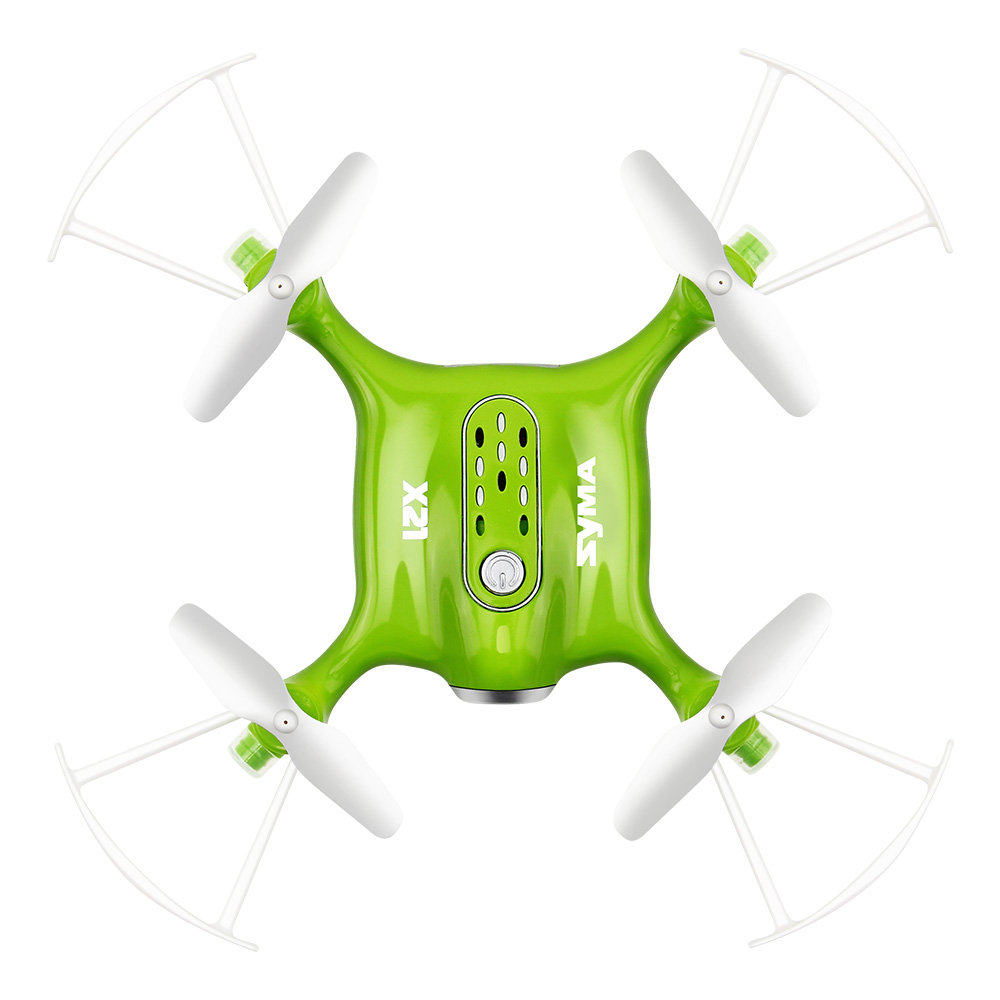 Quadcopter Mini 2.4G Drone 5