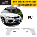 3 Series F30 Auto PU Side Fender Flares fender For BMW For BMW F30 F35 2014