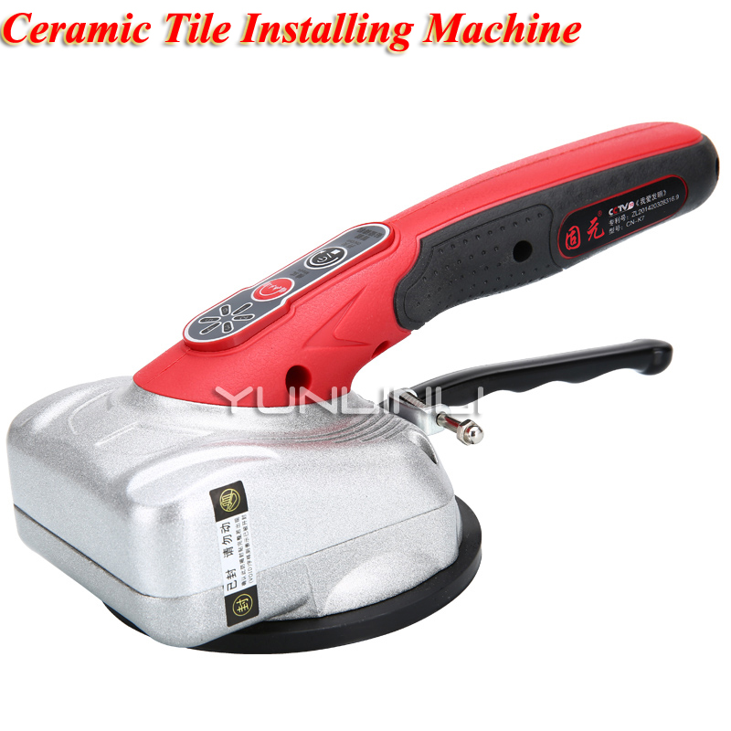 Cordless Ceramic Tile Installing Machine Portable Lithium Electric Smart Ceramic Tile Vibration Machine Wall Brick Tile Tool ramsey tile floors – installing maintaining and repairing paper only