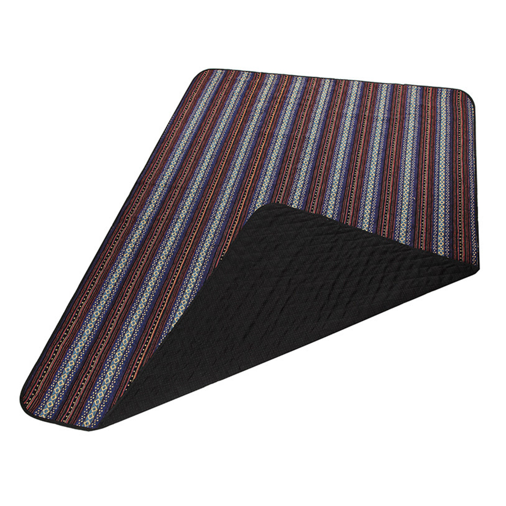 Large Family Picnic Blanket Camping Mat Beach Rug Travel Waterproof Thickened