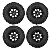100 4X 1 10 Climber Off Road Car Wheel Rim Tire 260001 For Traxxas HSP RC