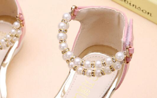High Quality sandal girls shoes