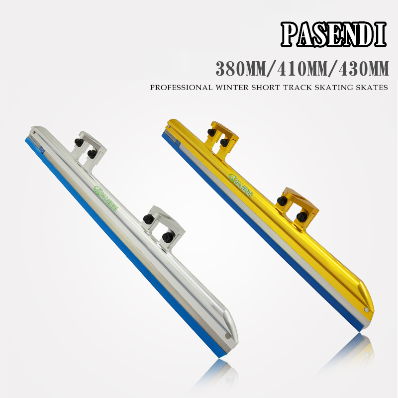 pasendi short track ice blade ice inline speed skates skate shoes knife ice skates ice skate frame 1.2mm thickness ice blade 100