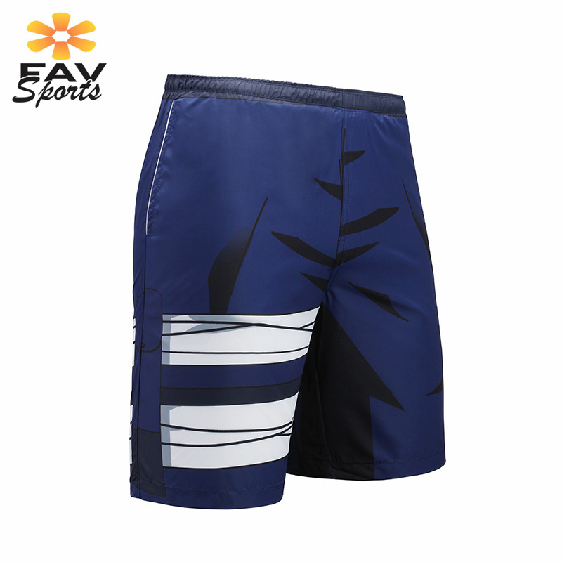 2018 Swimwear Swim   Shorts   Trunks Beach   Board     Shorts   Quick Dry Mens Surf   Shorts   Print Swimwear Beachsuit Briefs Surfing Pants
