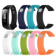 Huawei 名誉 3 用交換用ストラップ huawei 名誉バンド 3 スマートブレスレット腕時計