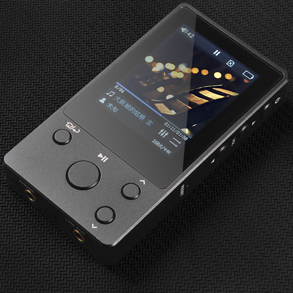 AK 2017 XDuoo NANO D3 Lossless Music Player Professional Digital MP3 Player Support Max 256GB