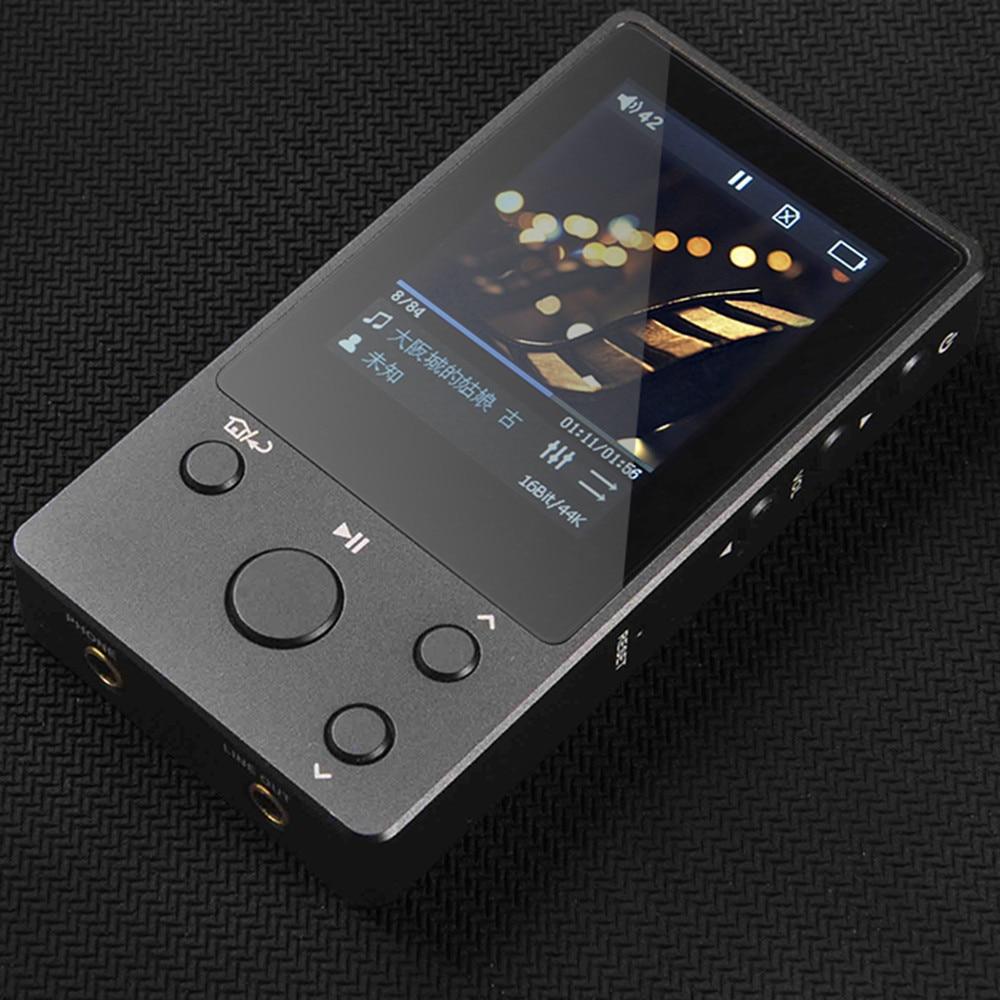 AK 2017 XDuoo NANO-D3 Lossless Music Player Professional Digital MP3