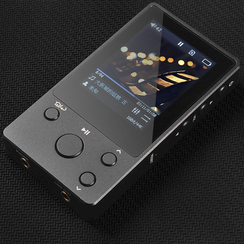 AK 2017 XDuoo NANO-D3 lecteur de musique sans perte lecteur MP3 numérique professionnel soutien Max 256 GB