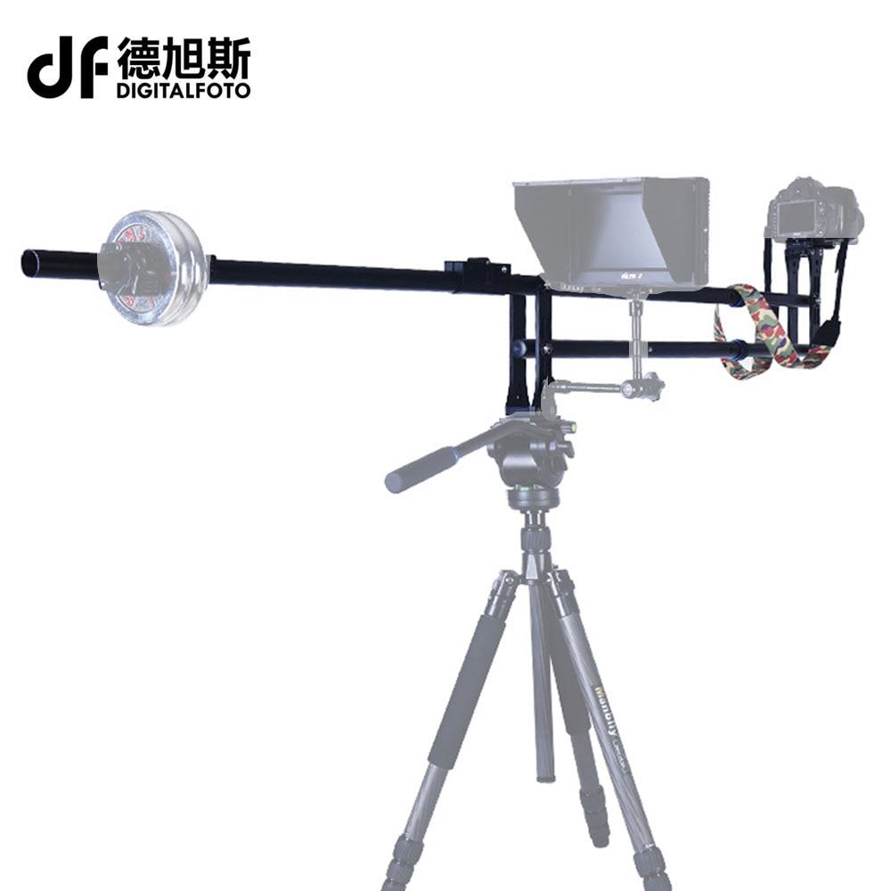 DigitalFoto VS-200 Professional video jib extendable photographic mini crane portable camera DSLR jib arm