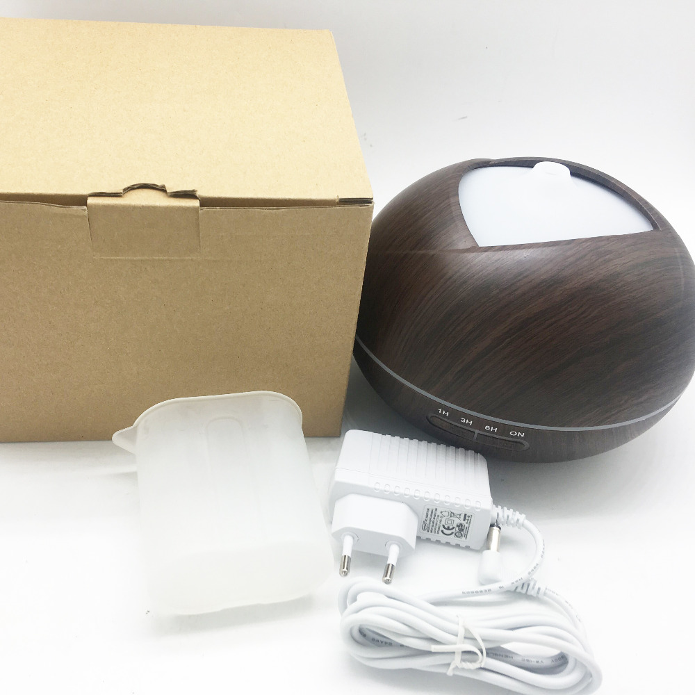 YJ HUMIDIFIER 400 ml Luchtbevochtiger Geurverspreider Aroma Lamp - Huishoudapparaten - Foto 6
